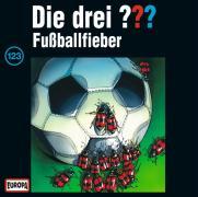 Cover-Bild zu Die drei ??? 123. Fußballfieber (drei Fragezeichen) CD von Rohrbeck, Oliver (Gelesen)