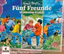 Cover-Bild zu Fünf Freunde - 3er-Box 34. Mysteriöse Küsten von Blyton, Enid