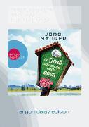 Cover-Bild zu Im Grab schaust du nach oben (DAISY Edition) von Maurer, Jörg