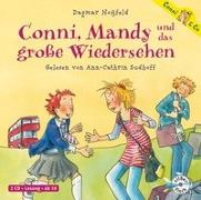 Cover-Bild zu Conni, Mandy und das große Wiedersehen von Hoßfeld, Dagmar