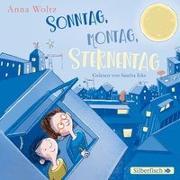 Cover-Bild zu Sonntag, Montag, Sternentag von Woltz, Anna