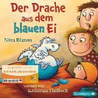 Cover-Bild zu Der Drache aus dem blauen Ei von Blazon, Nina