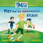 Cover-Bild zu Max und die überirdischen Kicker von Tielmann, Christian