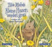 Cover-Bild zu Kleine Hasen werden gross von Michels, Tilde