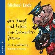 Cover-Bild zu Jim Knopf und Lukas der Lokomotivführer - Die Komplettlesung von Ende, Michael