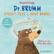 Cover-Bild zu Dr. Brumm steckt fest / Dr. Brumm geht baden von Napp, Daniel