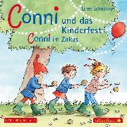 Cover-Bild zu Conni und das Kinderfest/Conni im Zirkus von Schneider, Liane