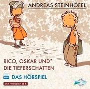 Cover-Bild zu Rico, Oskar und die Tieferschatten von Steinhöfel, Andreas