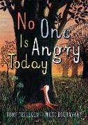 Cover-Bild zu No One Is Angry Today von Tellegen, Toon