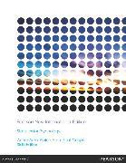 Cover-Bild zu Statistics for Psychology: Pearson New International Edition von Aron, Elaine N.