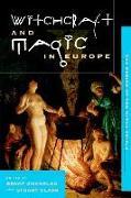 Cover-Bild zu Witchcraft and Magic in Europe, Volume 4: The Period of the Witch Trials von Ankarloo, Bengt (Hrsg.)