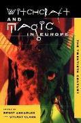 Cover-Bild zu Witchcraft and Magic in Europe, Volume 6: The Twentieth Century von Ankarloo, Bengt (Hrsg.)