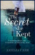 Cover-Bild zu The Secret She Kept (eBook) von Carr, Amelia
