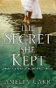 Cover-Bild zu The Secret She Kept von Carr, Amelia