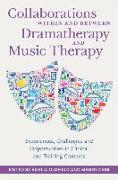 Cover-Bild zu Collaborations within and between Dramatherapy and Music Therapy von Oldfield, Amelia (Hrsg.)