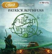 Cover-Bild zu Die Furcht des Weisen (2) von Rothfuss, Patrick