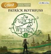 Cover-Bild zu Die Furcht des Weisen (1) von Rothfuss, Patrick