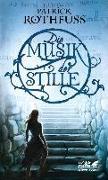 Cover-Bild zu Die Musik der Stille von Rothfuss, Patrick
