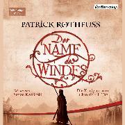 Cover-Bild zu Der Name des Windes (Audio Download) von Rothfuss, Patrick