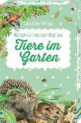Cover-Bild zu Natur-Entdecker-Karten: Tiere im Garten von Tudhope, Simon