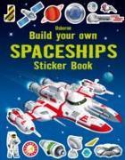 Cover-Bild zu Build Your Own Spaceships Sticker Book von Tudhope, Simon