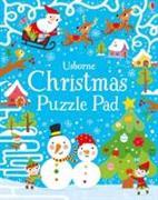 Cover-Bild zu Christmas Puzzles Pad von Tudhope, Simon