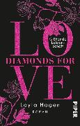 Cover-Bild zu Diamonds For Love - Glühende Leidenschaft (eBook) von Hagen, Layla