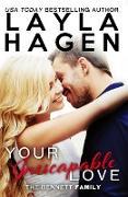 Cover-Bild zu Your Inescapable Love (The Bennett Family, #4) (eBook) von Hagen, Layla
