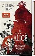 Cover-Bild zu Die Chroniken von Alice - Die Schwarze Königin von Henry, Christina