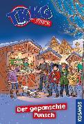 Cover-Bild zu TKKG Junior, 11, Der gepanschte Punsch (eBook) von Vogel, Kirsten