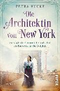 Cover-Bild zu Die Architektin von New York (eBook) von Hucke, Petra