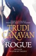 Cover-Bild zu Rogue (eBook) von Canavan, Trudi