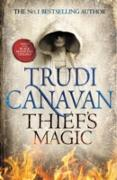 Cover-Bild zu Thief's Magic (eBook) von Canavan, Trudi