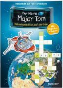 Cover-Bild zu Der kleine Major Tom. Rätselspaß: Blick auf die Erde von Lohr, Stefan (Illustr.)