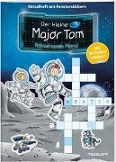 Cover-Bild zu Der kleine Major Tom. Rätselspaß: Mond von Lohr, Stefan (Illustr.)