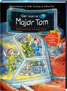 Cover-Bild zu Der kleine Major Tom. Weihnachten auf dem Mars von Flessner, Bernd