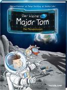 Cover-Bild zu Der kleine Major Tom. Band 3: Die Mondmission von Flessner, Bernd