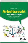 Cover-Bild zu Arbeitsrecht für Start-ups von Eliasz, Olivia