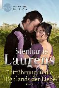 Cover-Bild zu Entführung in die Highlands der Liebe (eBook) von Laurens, Stephanie