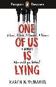 Cover-Bild zu Penguin Readers Level 6: One Of Us Is Lying (ELT Graded Reader) von McManus, Karen M.