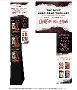 Cover-Bild zu Indie Signed You'll Be the Death of Me 9-Copy Floor Display von McManus, Karen M.