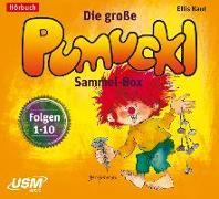 Cover-Bild zu Die grosse Pumuckl Sammel-Box von Kaut, Ellis