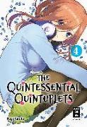 Cover-Bild zu The Quintessential Quintuplets 04 von Haruba, Negi