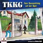 Cover-Bild zu 195/Dem Sonnenkönig auf der Spur von Tkkg (Komponist)