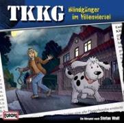 Cover-Bild zu 183/Blindgänger im Villenviertel von Tkkg (Komponist)