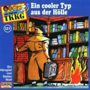 Cover-Bild zu 121/Ein cooler Typ aus der Hölle von TKKG 121 (Komponist)
