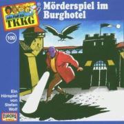Cover-Bild zu 109/Mörderspiel im Burghotel von TKKG 109 (Komponist)