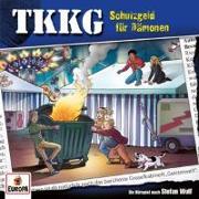 Cover-Bild zu 218/Schutzgeld für Dämonen von Tkkg (Komponist)