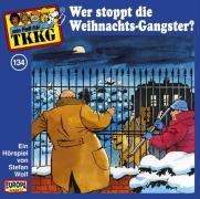 Cover-Bild zu 134/Wer stoppt die Weihnachts-Gangster von Tkkg 134 (Komponist)
