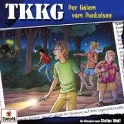 Cover-Bild zu 198/Der Golem vom Dunkelsee von Tkkg (Komponist)